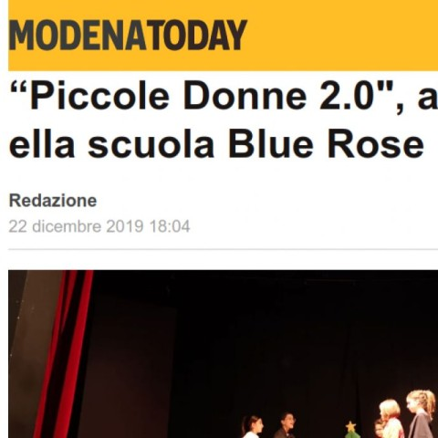 "MODENA TODAY: ""Piccole Donne 2.0"